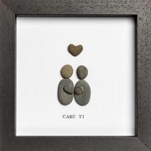 """Caru Ti, Cymraeg a 'I love you"""""""