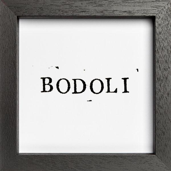 Bodoli Frame