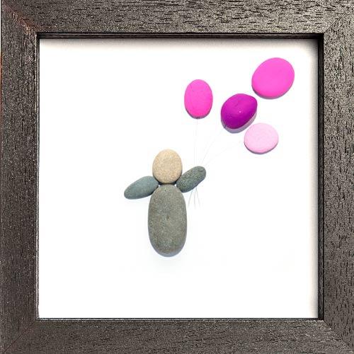 Pebble Art Balloons